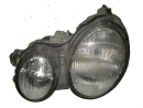 Head light left, W210